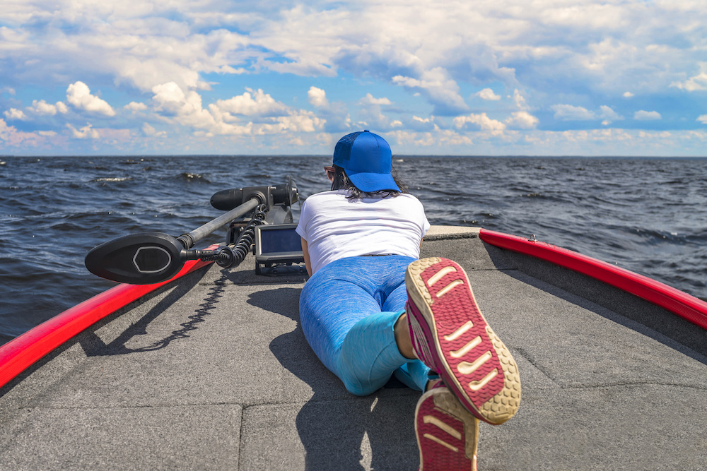 tips on how to read a humminbird fish finder