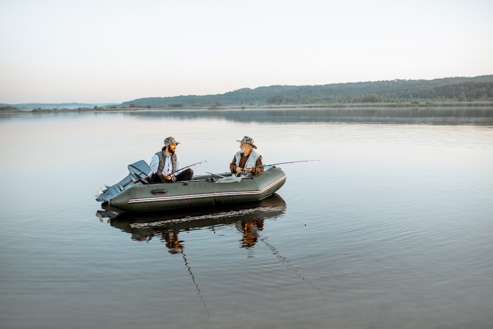 how to read a deeper fish finder