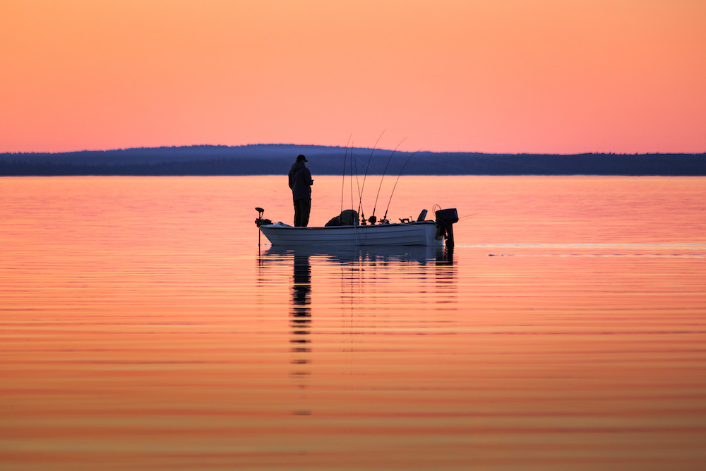 facts about what is chirp on a fish finder